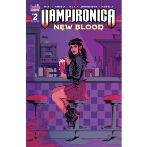 Vampironica: New Blood (2020) #2 of 4 VF/NM Archie Horror