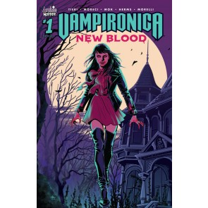 Vampironica: New Blood (2020) #1 of 4 VF/NM Audrey Mok Cover Archie Horror