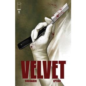 VELVET (2013) #5 VF/NM IMAGE COMICS BRUBAKER EPTING