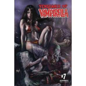 Vengeance of Vampirella (2019) #7 VF/NM Lucio Parrillo Cover Dynamite
