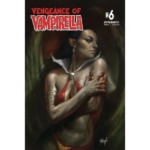 Vengeance of Vampirella (2019) #6 VF/NM Lucio Parrillo Cover Dynamite
