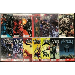 Venom (2011) #25-37 NM (9.4) consecutive run of 14 comics