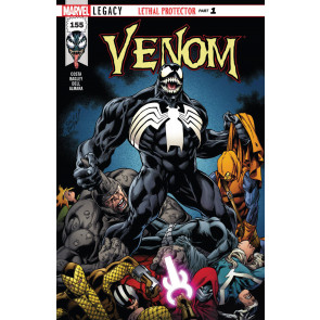 Venom (2016) #155 VF/NM