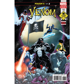 Venom (2016) #162 VF/NM