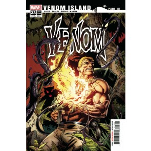 Venom (2018) #23 VF/NM Mark Bagley Cover Venom Island Part 3