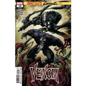 Venom (2018) #18 (#183) VF/NM Kyle Hotz Cover Absolute Carnage Tie-In