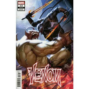 Venom (2018) #13 (#178) VF/NM In-Hyuk Lee Asgardian Variant Cover New Suit