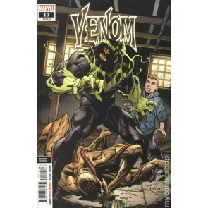 Venom (2018) #17 (#182) VF/NM 2nd Printing Bagley Cover Absolute Carnage Tie-In