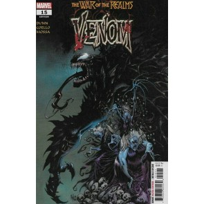 Venom (2018) #15 (#180) VF/NM Secret Carnage Logo Variant Cover
