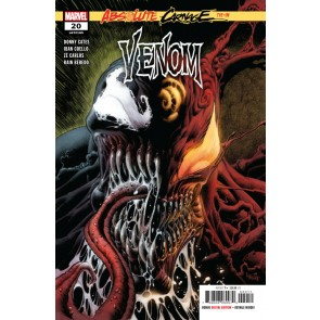 Venom (2018) #20 (#185) VF/NM Absolute Carnage Tie-In
