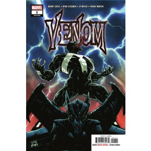 Venom (2018) #1 VF/NM Ryan Stegman 1st Printing Cover Donny Cates