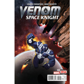 VENOM: SPACE KNIGHT (2015) #2 VF/NM