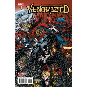 Venomized (2018) #1 of 5 VF/NM Nick Bradshaw Cover