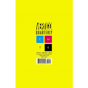 VERTIGO QUARTERLY: YELLOW VF+ -VF/NM ONE-SHOT VERTIGO
