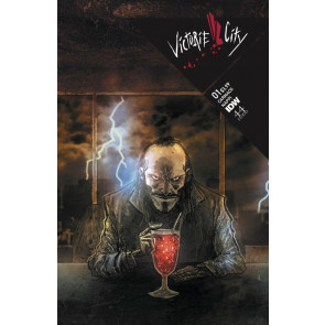 Victorie City (2016) #1 VF- Ben Templesmith Cover IDW