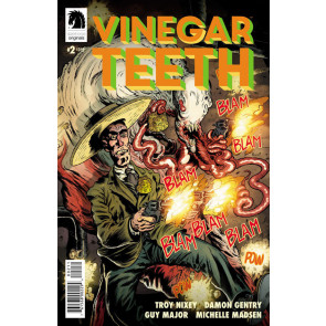 Vinegar Teeth (2018) #2 VF/NM Dark Horse Comics