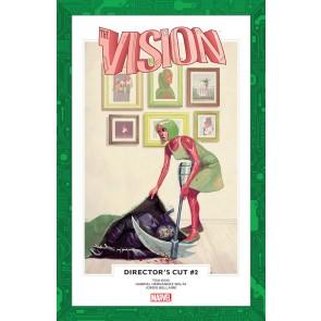 Vision Director's Cut (2017) #2 VF/NM