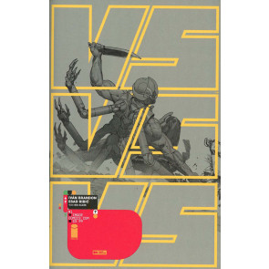 VS (2018) #1 VF/NM (9.0) Ivan Brandon Esad Ribic cover B Image Comics