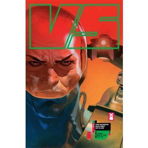 VS (2018) #1 VF/NM (9.0) Ivan Brandon Esad Ribic cover A Image Comics
