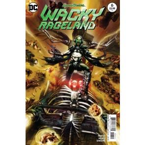 Wacky Raceland (2016) #6 VF/NM Leonardo Manco Cover