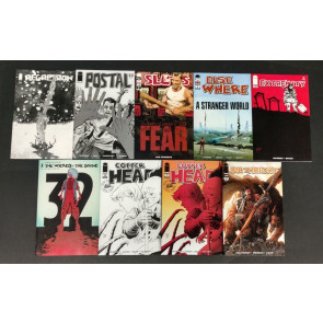 Walking Dead Tribute Variant Cover Lot of 36 VF/NM Assorted Books Image Comics