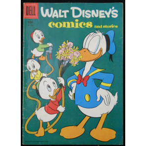 WALT DISNEY COMICS & STORIES #'s 188,189,190,191,192,193,194,195,196,197