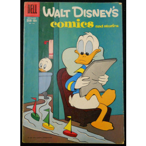 WALT DISNEY COMICS & STORIES #'s 218,219,220,221,222,223,224,225,226,227
