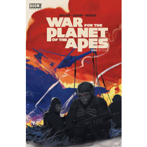 War For the Planet of the Apes (2017) #1 of 4 VF/NM Boom! Studios