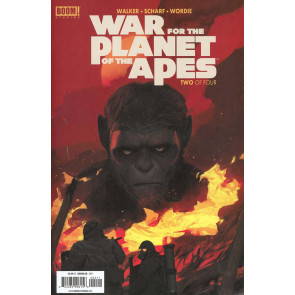 War For the Planet of the Apes (2017) #2 of 4 VF/NM Boom! Studios