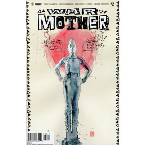 War Mother (2017) #2 VF/NM David Mack Cover Valiant