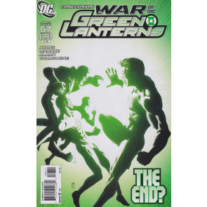 War of the Green Lanterns (2011) Complete VF/NM Set Geoff Johns Doug Mahnke