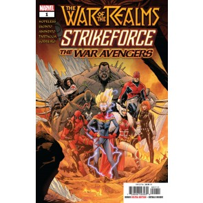 War of the Realms Strikeforce: The War Avengers (2019) #1 VF/NM