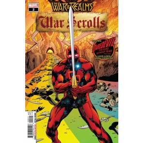War of the Realms: War Scrolls (2019) #2 of 2 VF/NM Alan Davis Cover