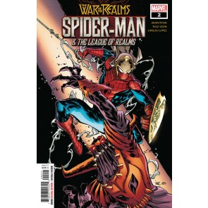 War of the Realms: Spider-Man & the League of Realms (2019) #2 of 3 VF/NM