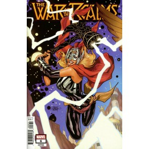 War of the Realms (2019) #6 VF/NM Spoiler Variant Cover Terry Dodson