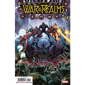War of the Realms (2019) #5 VF/NM Arthur Adams Cover