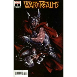 War of the Realms (2019) #1 VF/NM-NM Dell 'Otto 1:10 Thor Variant Cover