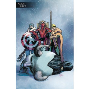 War of the Realms (2019) #4 VF/NM Aaron Kuder Young Guns Variant Cover