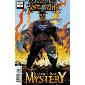 War of the Realms: Journey Into Mystery (2019) #1 of 5 VF/NM 2nd Printing Cover