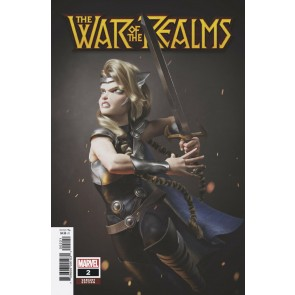 War of the Realms (2019) #2 VF/NM Victor Hugo 1:25 Variant Cover