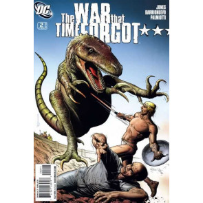WAR THAT TIME FORGOT #2 VF/NM