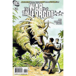 WAR THAT TIME FORGOT #4 VF/NM