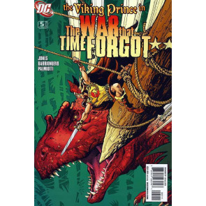 WAR THAT TIME FORGOT #5 VF/NM