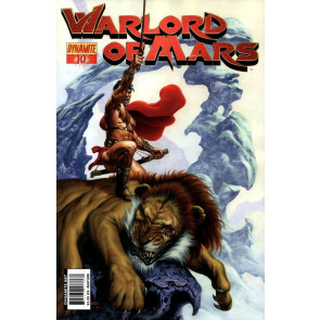 WARLORD OF MARS #10 NM COVER A JUSKO DYNAMITE