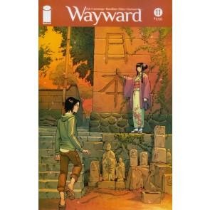 WAYWARD (2014) #11 VF/NM COVER C IMAGE COMICS