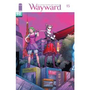 WAYWARD (2014) #13 VF/NM COVER A IMAGE COMICS