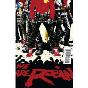 WE ARE ROBIN (2015) #2 VF/NM