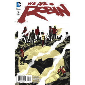WE ARE ROBIN (2015) #3 VF/NM