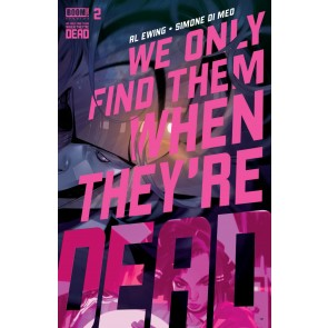 We Only Find Them When They're Dead (2020) #2 VF/NM Simone Di Meo Cover