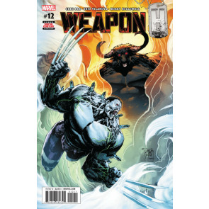 Weapon H (2018) #12 VF/NM